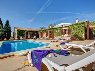 3 bedroom Villa in Son Mesquida, Balearic Islands, Spain : ref 5604642