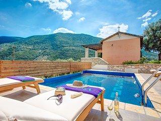 3 bedroom Villa in Syvota, Ionian Islands, Greece : ref 5604921