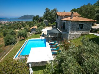3 bedroom Villa in Kalligoni, Ionian Islands, Greece : ref 5604926