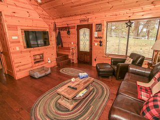 ~A View For Two~3 Bd~Fawnskin Furnished Log Home~