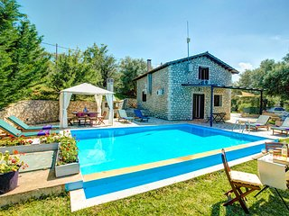 3 bedroom Villa in Kalligoni, Ionian Islands, Greece : ref 5604927