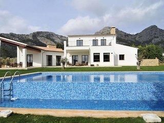 4 bedroom Villa in Bunyola, Balearic Islands, Spain : ref 5490973