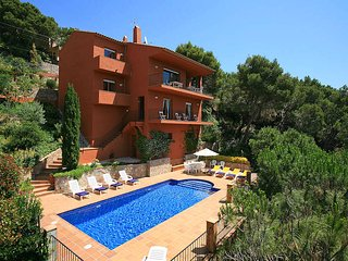 5 bedroom Villa in Aiguablava, Catalonia, Spain : ref 5604529