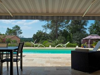 5 bedroom Villa in Bagnols-en-Foret, Provence-Alpes-Cote d'Azur, France : ref 56