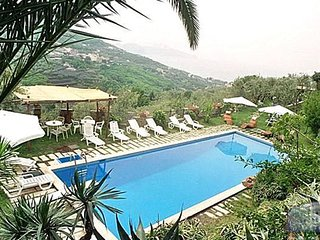 8 bedroom Villa in Sorrento, Campania, Italy : ref 5491383