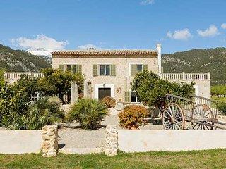 5 bedroom Villa in Selva, Balearic Islands, Spain : ref 5490943