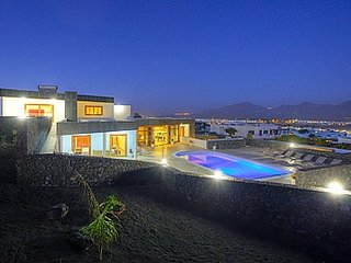 7 bedroom Villa in Playa Blanca, Canary Islands, Spain : ref 5491399