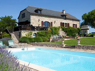 4 bedroom Villa in Saint-André-de-Najac, Occitania, France : ref 5604569