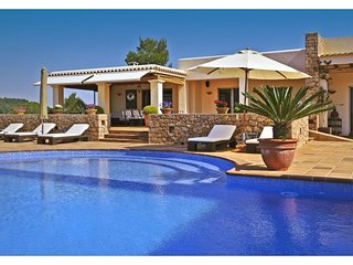 7 bedroom Villa in Santa Gertrudis, Balearic Islands, Spain : ref 5491357