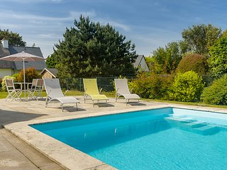 6 bedroom Villa in Concarneau, Brittany, France : ref 5604904