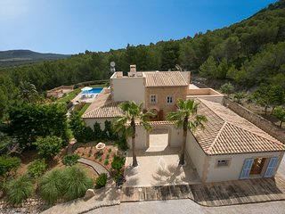 5 bedroom Villa in Felanitx, Balearic Islands, Spain : ref 5604638
