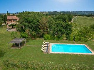 5 bedroom Villa in Poggio alla Vecchia, Tuscany, Italy : ref 5604646