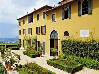 9 bedroom Villa in Lappeggi, Tuscany, Italy : ref 5491369