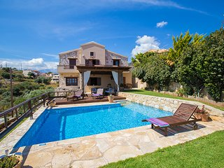 3 bedroom Villa in Zacharias, Crete, Greece : ref 5604896