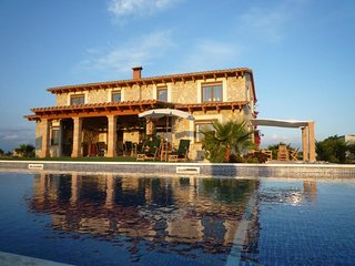 6 bedroom Villa in Muro, Balearic Islands, Spain : ref 5490969