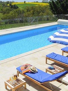 6 bedroom Villa in Mirandol-Bourgnounac, Occitania, France : ref 5604572