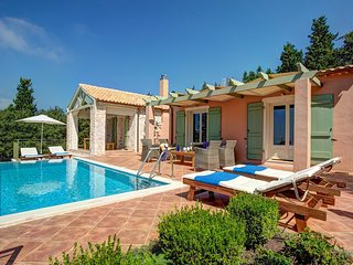 3 bedroom Villa in Mánganos, Ionian Islands, Greece : ref 5604839