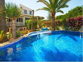3 bedroom Villa in es Morer Vermell, Balearic Islands, Spain : ref 5490957