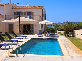 3 bedroom Villa in Portocolom, Balearic Islands, Spain : ref 5604691