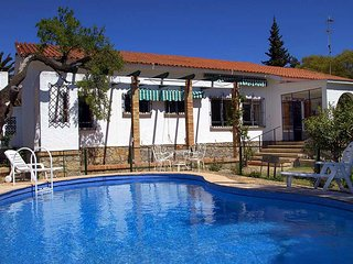 4 bedroom Villa in Ronda, Andalusia, Spain : ref 5604462
