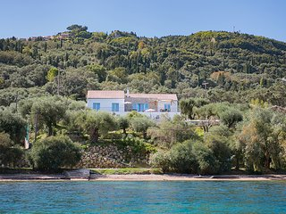 3 bedroom Villa in Chlomos, Ionian Islands, Greece : ref 5604816
