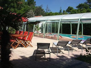 4 bedroom Villa in Labenne, Nouvelle-Aquitaine, France : ref 5491396