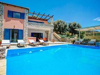3 bedroom Villa in Syvota, Ionian Islands, Greece : ref 5604923