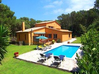 5 bedroom Villa in Llafranc, Catalonia, Spain : ref 5604551
