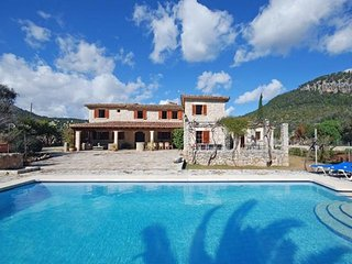 5 bedroom Villa in Pollenca, Balearic Islands, Spain : ref 5490909
