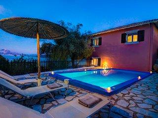 2 bedroom Villa in Desimi, Ionian Islands, Greece : ref 5604922