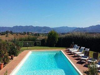 9 bedroom Villa in Castroncello, Tuscany, Italy : ref 5491354