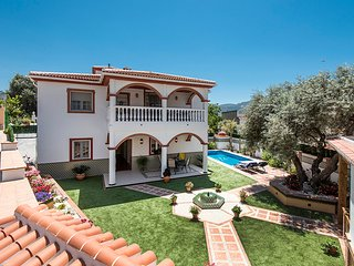 2 bedroom Villa in Órgiva, Andalusia, Spain : ref 5604499