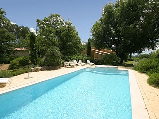 4 bedroom Villa in Broves en Seillans, Provence-Alpes-Cote d'Azur, France : ref