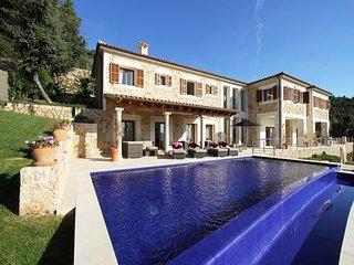 6 bedroom Villa in Pollenca, Balearic Islands, Spain : ref 5490988