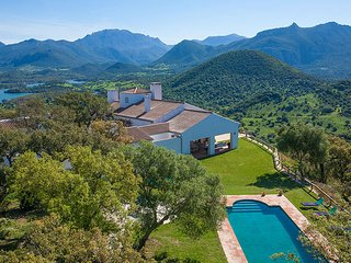 4 bedroom Villa in El Bosque, Andalusia, Spain : ref 5604469