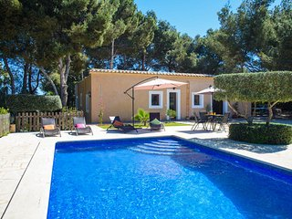 3 bedroom Villa in Cala Ferrera, Balearic Islands, Spain : ref 5604663