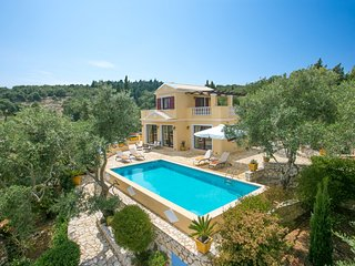 2 bedroom Villa in Klonatika, Ionian Islands, Greece : ref 5604908