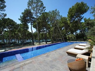 5 bedroom Villa in Pina, Balearic Islands, Spain : ref 5490900