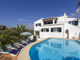 4 bedroom Villa in Binibèquer Vell, Balearic Islands, Spain : ref 5604712