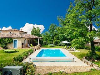 5 bedroom Villa in Les Saquetons, Provence-Alpes-Cote d'Azur, France : ref 56047