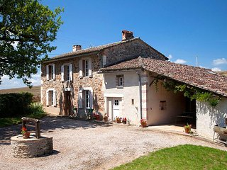 4 bedroom Villa in Puycelsi, Occitania, France : ref 5604554