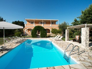 5 bedroom Villa in Kassiopi, Ionian Islands, Greece : ref 5604818