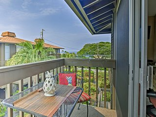 Updated Condo w/Ocean View - Perfect Kona Location
