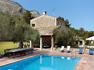 12 bedroom Villa in Cala San Vicente, Balearic Islands, Spain : ref 5490951
