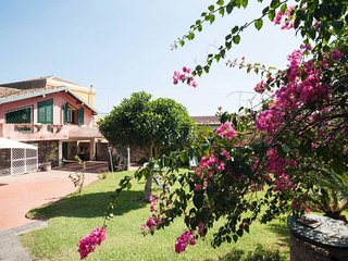 4 bedroom Villa in Villa Petrosa, Sicily, Italy : ref 5491683