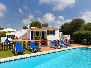 3 bedroom Villa in Binibèquer Vell, Balearic Islands, Spain : ref 5604719