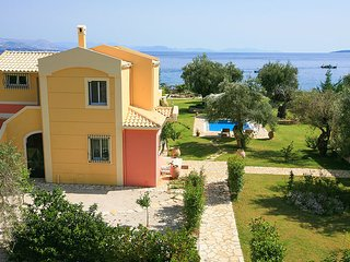 3 bedroom Villa in Barbati, Ionian Islands, Greece : ref 5604800