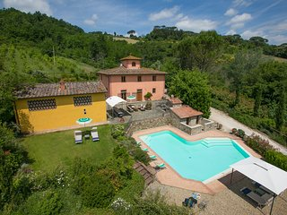 4 bedroom Villa in Sant'Andrea in Percussina, Tuscany, Italy : ref 5604635
