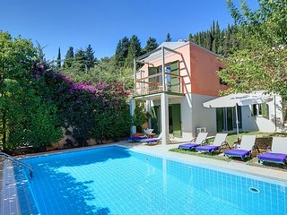 3 bedroom Villa in Kalami, Ionian Islands, Greece : ref 5604805