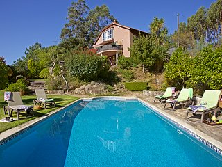 4 bedroom Villa in Vilaza, Galicia, Spain : ref 5604587